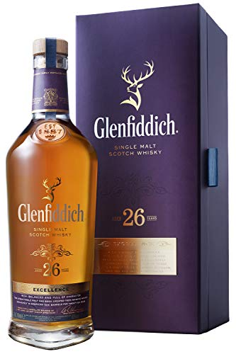 Whisky Glenfiddich 26 Anos Excellence 700ml