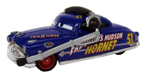 ファビュラス ドック・ハドソン ピットクルー #51(ブルー) 「カーズ」 キャラクターカー8 M5270