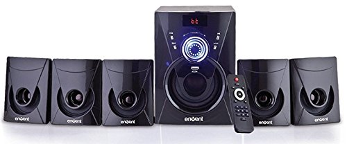 Envent Deejay 702 BT ET SP51200 BT Bluetooth Home Audio  Black