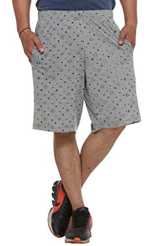VIMAL Men's Cotton and Crush Shorts
