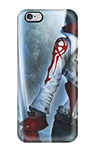 Case Cover For SamSung Galaxy S4 Mini Dual Protection Cover Warrior Sword