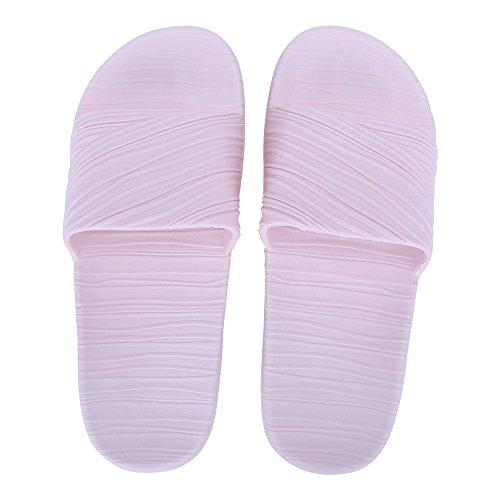 Slipper Summer Soft Anti Slippers Bathroom Spring WILLIAM Indoor Slippers Unisex amp;KATE pink Household Lightweight Slip Casual 02 Couple amp;Outdoor Sandal 0XPWAP