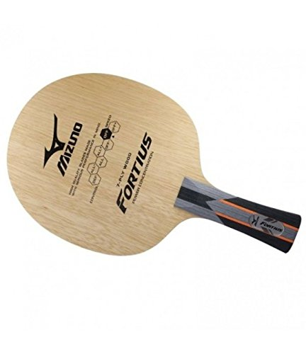 Mizuno Fortius FT Table Tennis Blade ST Handle by Mizuno Fortius