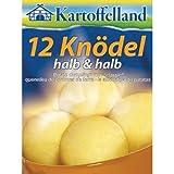 Kartoffelland 12 Knodel, Half and Half 2 boxes