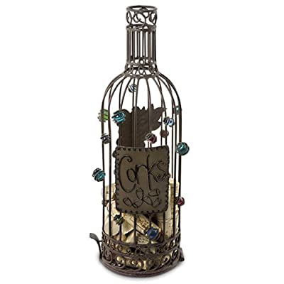 Epic Products Wine Bottle Cork Cage