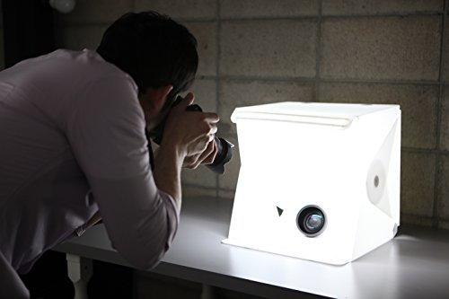 Foldio – 15″ Folding Portable Lightbox Studio