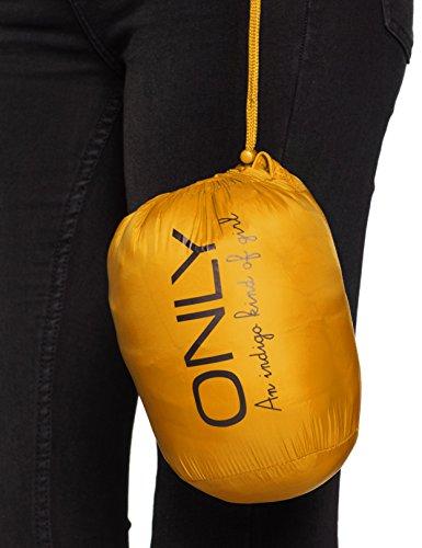 Nos Only Giallo Onltahoe golden Otw Donna Yellow Giacca Jacket HxUwTxq