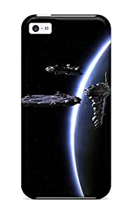 Theodore J. Smith's Shop Hot 8270537K91938120 Tpu Fashionable Design Star Wars Rugged Case Cover For Iphone 5c New