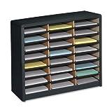 SAF7111BL - Safco Steel/Fiberboard Literature Sorter