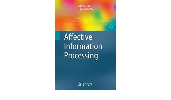affective information processing tan tieniu tao jianhua