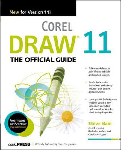 Corel DRAW 11  The Official Guide  Corel Press