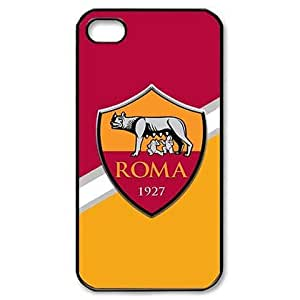 Solid Smart Phone Funda Para Iphone 4 4s Cool Sportiva Roma,As Roma Funda Para Ni?as