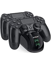 PS4 Controller Charger, YAEYE USB Charger Charging Docking Station Stand for Sony PS4/PS4 Slim/PS4 Pro Controller