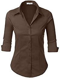 Amazon.com: Browns - Blouses & Button-Down Shirts / Tops & Tees ...