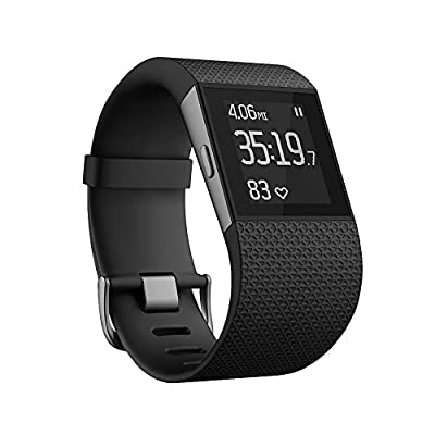 Fitbit Surge Fitness Superwatch from Fitbit