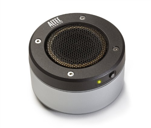 Altec Lansing Black Computer Speaker - Altec Lansing iM227 Orbit MP3 Speaker