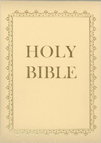 Deluxe Family Bible-KJV-Christian Home Study: C D Stampley