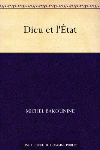 Dieu et lÉtat (French Edition)