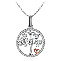 J.Rosee 925 Women's Pendant Necklace