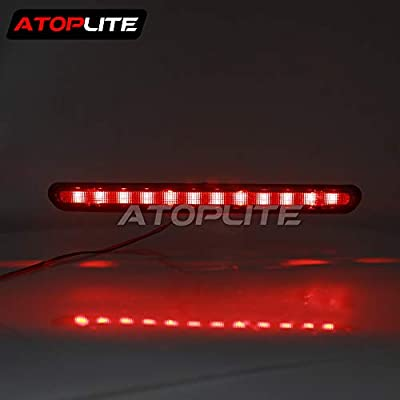 Atoplite Smoked Lens High Power LEDS 3rd 3rd spare light high Rear Brake Light For Chevrolet Camaro Gen6 ZL1-1LE 2016-2020: Automotive