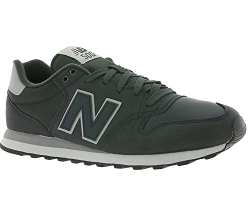 New Balance Herren Gm500 Sneaker, Grau, 41,5 EU Grau