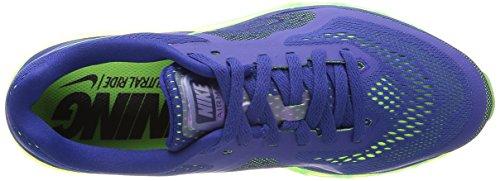 Nike Air Max 2014 Mens Scarpe Da Corsa 621077-402 Blu Profondo Reale 8 M Us