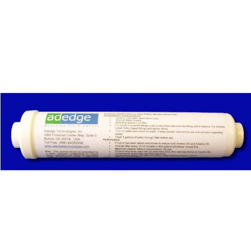 Buy water filter for arsenic