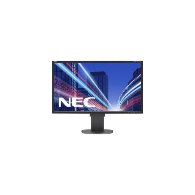 "NEC DISPLAYS NEC Display MultiSync EA224WMi 22"" LED LCD Monitor   169   14 ms. 21.5IN LED 1920X1080 10001 EA224WMI BK DVI D VGA BLK 14MS SPKR. Adjustable Display Angle   1920 x 1080   16.7 Million Colors   250 Nit   1,0001   Speakers   DVI   HDMI"