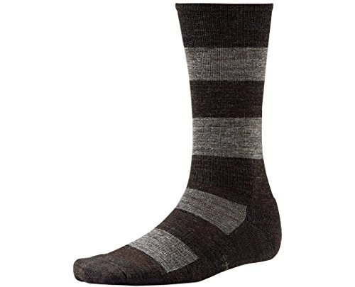 Smartwool Men's Double Insignia Socks (Chestnut) X-Large - Past Season