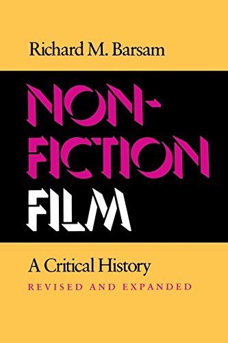 Nonfiction Film: A Critical History Revised and Expanded [Richard Barsam] (Tapa Blanda)