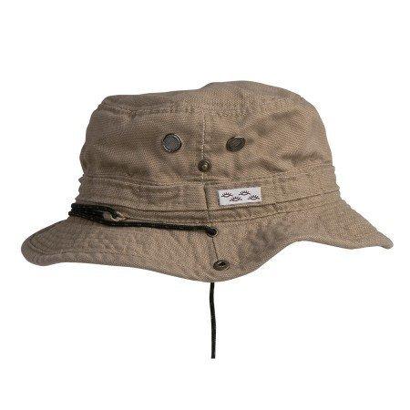 Conner Hats Men's Yellowstone Cotton Outdoor Hiking Hat, Khaki, L