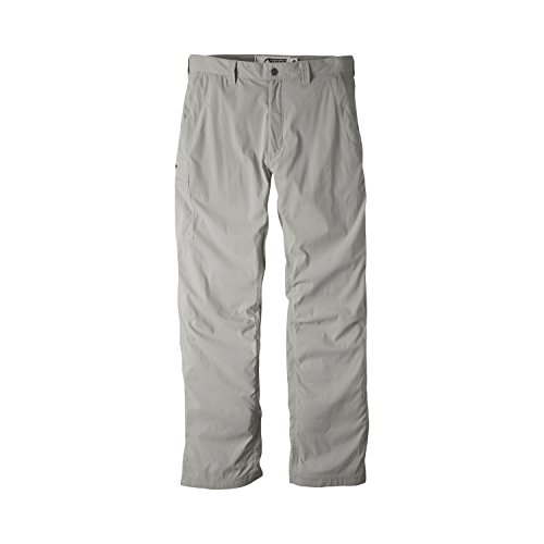 Mountain Khakis Men's Equatorial Stretch Convertible Pants Relaxed Fit Willow 40 34