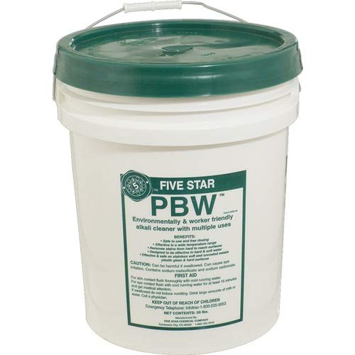 Image of PBW by Five Star- 50 lbs Home and Kitchen