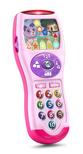 - LeapFrog Violet's Learning Lights Remote, Pink