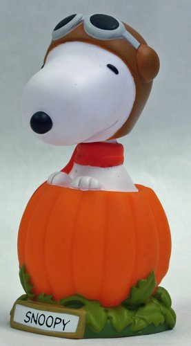 [Funko Snoopy Great Pumpkin Bobble Head] (Bobble Head Pumpkin)