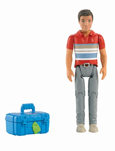 Dollhouse Dad Figure - 8