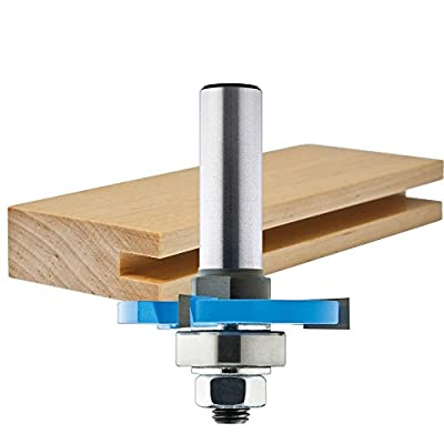 "3/16"" 3 Wing Slotting Cutter"