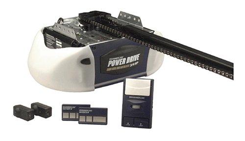 garage door openersChamberlain PD752D 34Horsepower HeavyDuty Premium Chain Drive