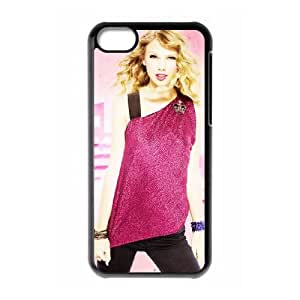 taylor swift iPhone 5c Cell Phone Case Black PSOC6002625653177