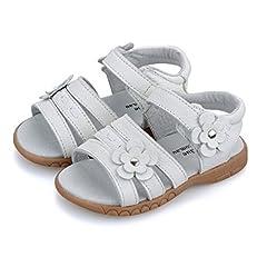 fc415edba White velcro strap sandals size 8 - Pumps - Casual Women s Shoes
