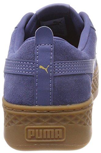 blue Smash Puma Donna Indigo Sd Indigo Blu Sneaker blue Platform 8APTwnAda