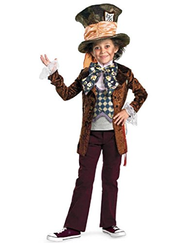 Mad Hatter Boy's Costume ()