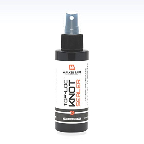 Top-Loc Knot Sealer - 4oz Spray - Wig, Toupee, Lace Hairpiece, Hair System . Lace Hair Systems