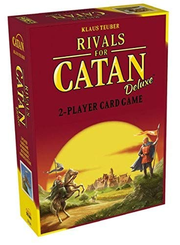 (Rivals For Catan - Deluxe)