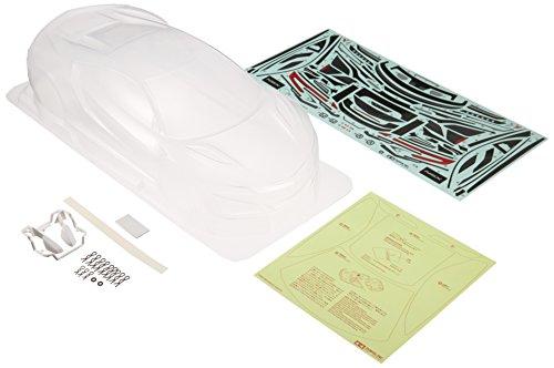 Tamiya 51586 1:10 scale Clear Body Set Acura NSX 190mm