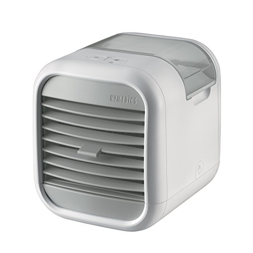 HoMedics MyChill 2 Personal Space Cooler, Chill Room by up to 7 Degrees, 1.2m Cooling Area, 2 Fan Speeds, Adjustable…