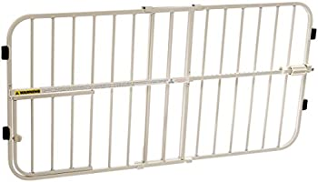 Carlson Pet Products 0618DS Mini Tuffy Metal Expandable Pet Gate