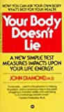 Your Body Doesn't Lie, John Diamond, 044630591X