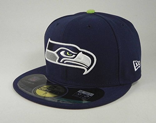Seattle Seahawks New Era 59fifty Hats 6be4ade15