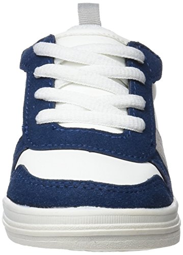 Zippy Sneakers Denim, Zapatillas de Cross Para Niños Azul (Light Blue Denim)